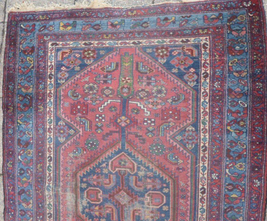 190 x 130 cms alfombra caucasiana persa en for Alfombras persas usadas precios