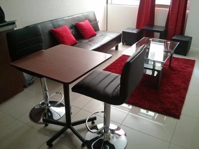Departamento Bustamante Amoblado 2 Dormitorios
