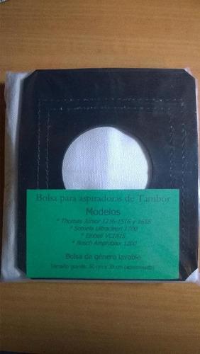 bolsa para aspiradoras de tambor ridgid thomas bosch rowenta