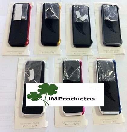 carcasa element case vapor 5, iphone 5 y 5s + lamina + lápiz