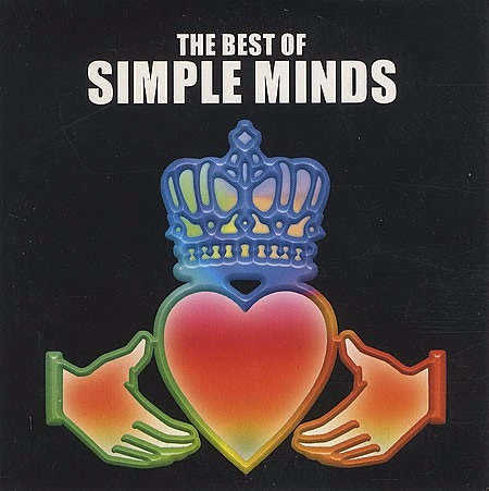 cd - simple minds - the best of