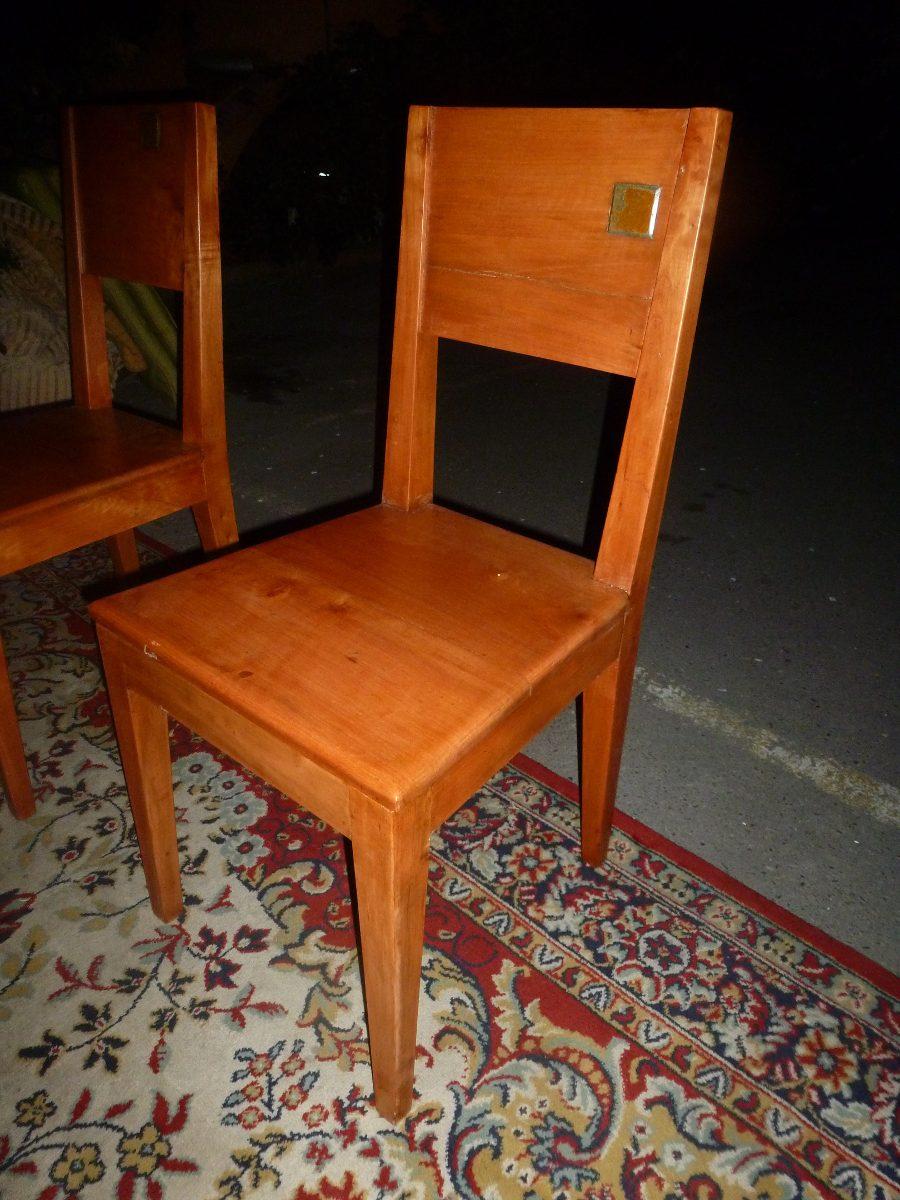 Comedor mesa 10 sillas madera nativa detalles piedra for Precio mesa comedor madera
