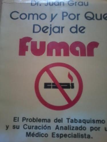 Dejar fumar por medio del emplasto las revocaciones