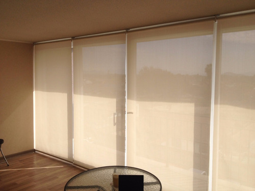 cortinas rollers de black out y screen  u.s.a.