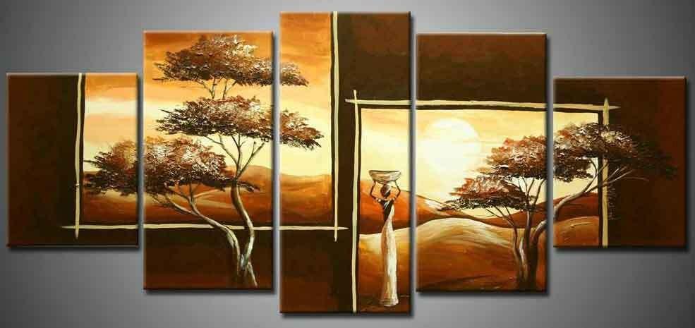 cuadros dpticos trpticos y polpticos cuadros dpticos trpticos y polpticos pinterest cuadros paisajes africanos y cuadro
