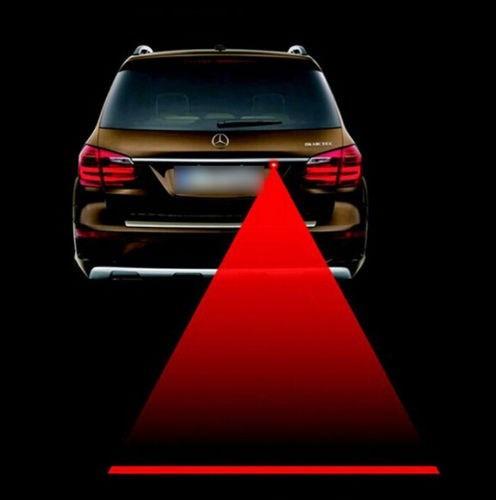 evite coliciones por alcance y baja visibilidad