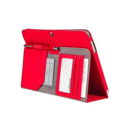 funda comercio¿ soft folio galaxy tab® 3 y 4 10.1 kensington