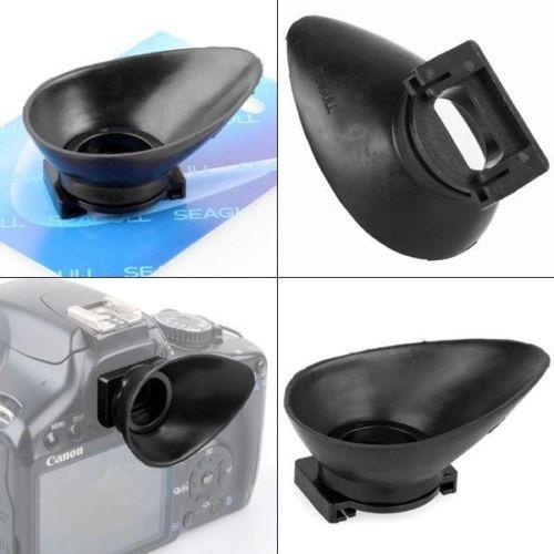 ocular eye cup para canon nikon sony olympus pentax