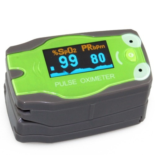 oximetro de pulso / saturometro pediatrico choicemmed