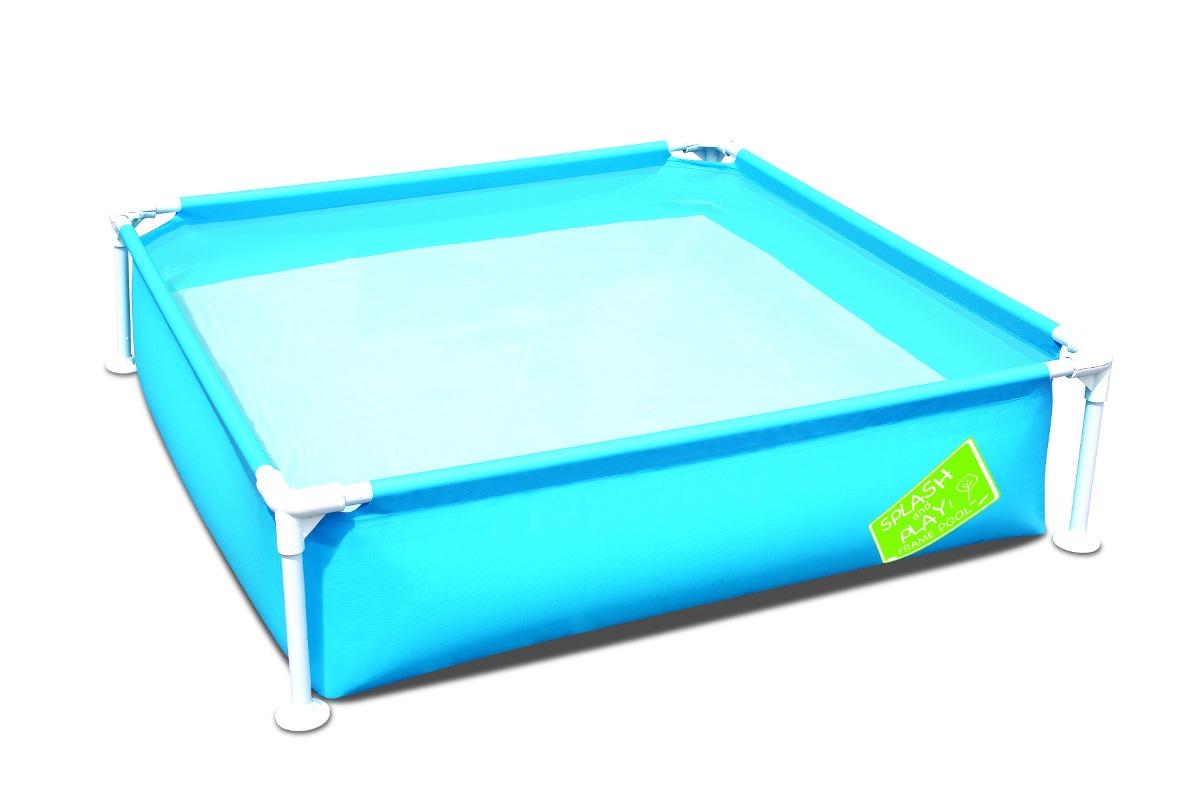 Piscina estructural mi primera piscina bestway 56217 for Precio piscina bestway