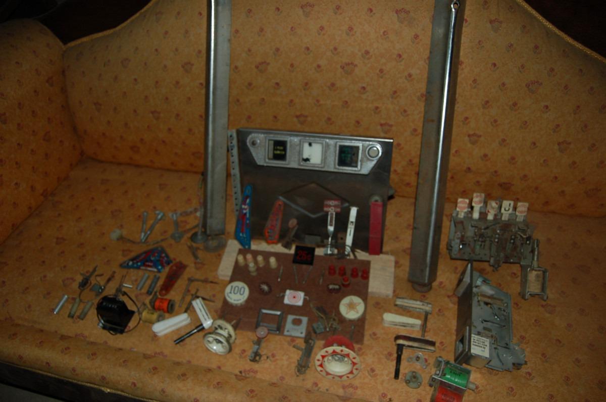 Puertas originales de flippers u otras maquinas for Puertas originales